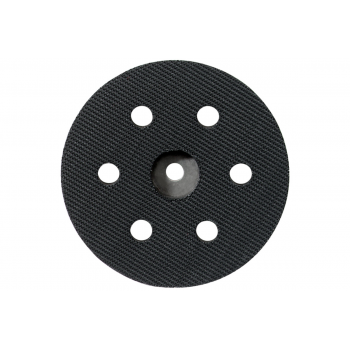 Опорнные тарелки с липучкой, 80 мм, середней твердости, перфорированная (624064000)
